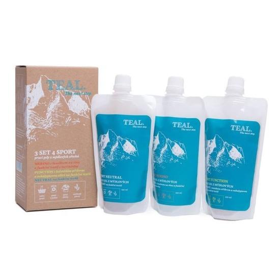 Prací gel TEAL Sport Function 250 ml 09000T