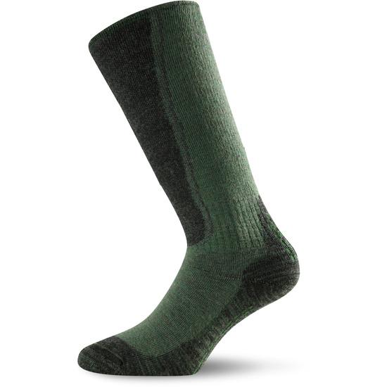 Ponožky Lasting WSM barva: zelená (620)