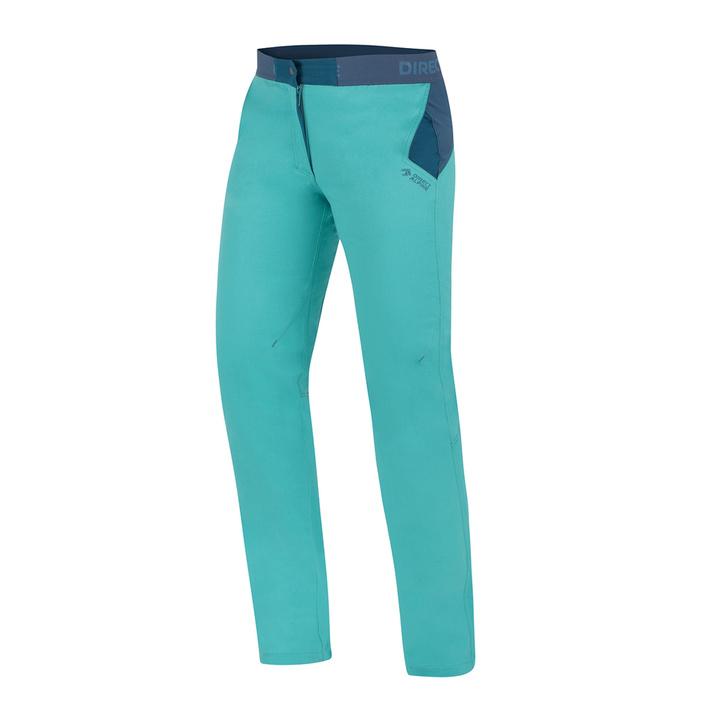 Kalhoty Direct Alpine Zambana Lady menthol/petrol