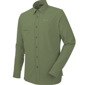 Košile Salewa FANES PUEZ MINI CHECK DRY M L/S SHIRT 26330-5758, Salewa