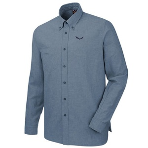 Košile Salewa FANES LINEN 2 CO M L/S SHIRT 26365-8675, Salewa