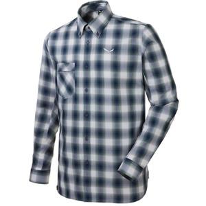 Košile Salewa FANES CHECK 2 DRY M L/S SHIRT 26369-0177, Salewa