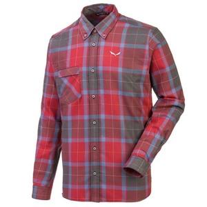 Košile Salewa FANES FLANNEL 2 PL M L/S SHIRT 26658-6337, Salewa