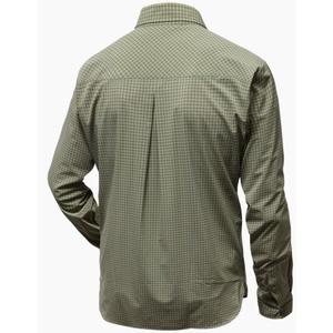 Košile Salewa MINICHECK DRY M L/S SHIRT 26967-5870, Salewa