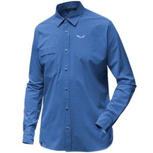 Košile Salewa MINICHECK DRY M L/S SHIRT 26967-3420, Salewa