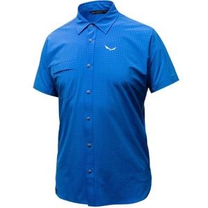 Košile Salewa MINICHECK DRY M S/S SHIRT 27053-3420, Salewa