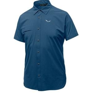 Košile Salewa MINICHECK DRY M S/S SHIRT 27053-8960, Salewa