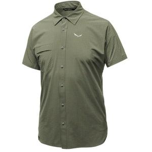 Košile Salewa MINICHECK DRY M S/S SHIRT 27053-5870, Salewa