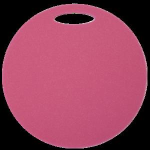 Sedátko Yate kulaté 1 vrstvé průměr 350 mm růžové, Yate