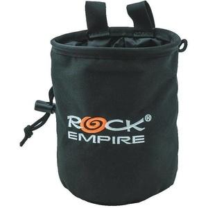 Pytlík na magnézium Rock Empire Arco Black, Rock Empire
