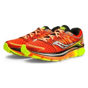 Pánské běžecké boty Saucony Triumph Iso Red/orange/citron, Saucony