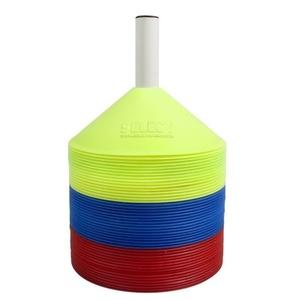 Značící kužely Select Marker set 48 ks včetně držáku červeno žlutá, Select