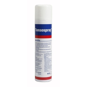 Sprej na tejpy Select Tensospray transparentní, Select
