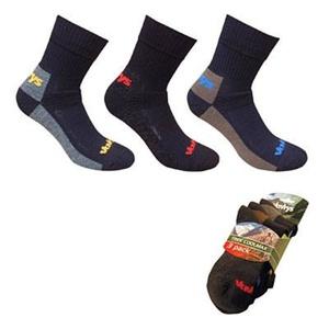 Ponožky Vavrys Trek Coolmax - 3 páry 28323