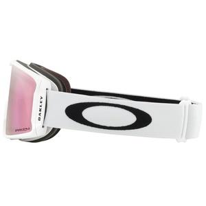 Lyžařské brýle Oakley LM XM Matte White w/Prizm HI Pink OO7093-11, Oakley