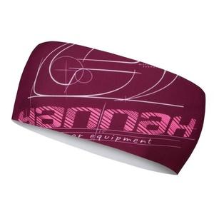 Čelenka HANNAH Jaden cabaret (pink), Hannah