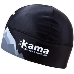 Běžecká čepice Kama AW03 - 110 Windstopper černá