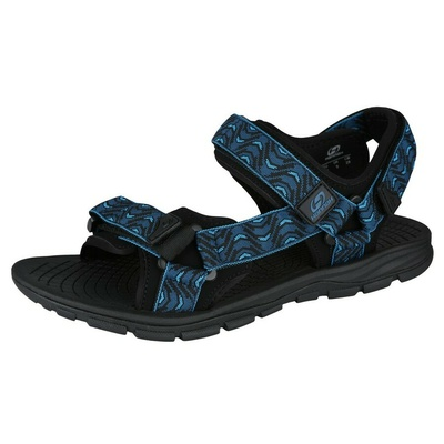 Sandály HANNAH Feet moroccan blue (wave)