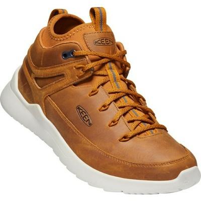 Boty Keen HIGHLAND Sneaker Mid M-sunset wheat/silver birch, Keen