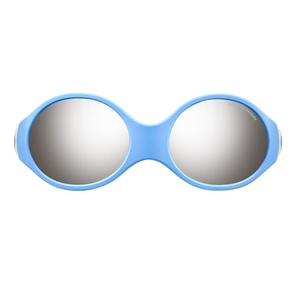 Sluneční brýle Julbo LOOP L SP4 BABY blue cyan/yellow green, Julbo