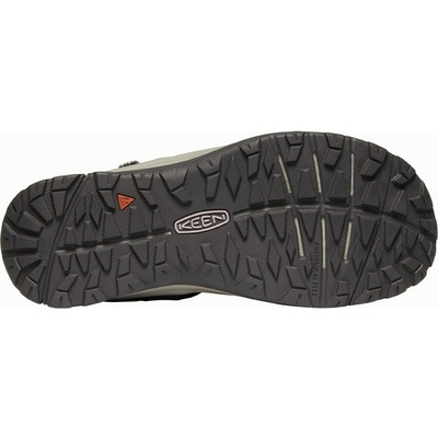 Sandály Keen TERRADORA II Open toe sandal Women dark grey/dawn pink, Keen