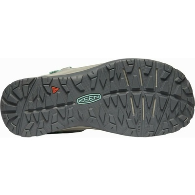 Sandály Keen TERRADORA II Open toe sandal Women light gray/ocean wave, Keen