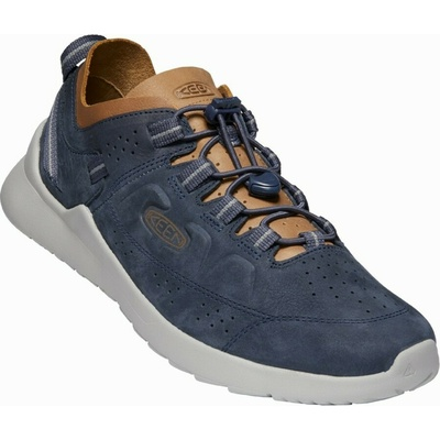 Boty Keen HIGHLAND Men blue nights/drizzle, Keen
