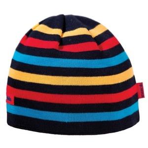 Dětská pletená čepice Kama B70 108 tmavě modrá