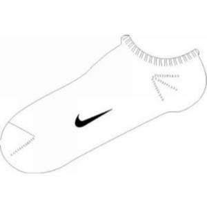 Ponožky Nike Ankle Femme Pink SX1430-152, Nike