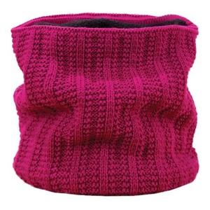 Pletený nákrčník Kama S18 114 růžová, Kama