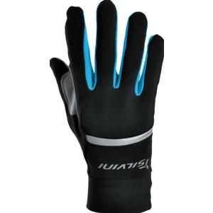 Unisex rukavice Silvini Isonzo UA905 black-hawaii
