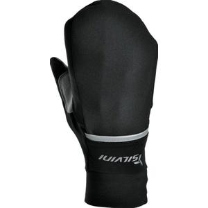 Unisex rukavice Silvini Isonzo UA905 black-hawaii, Silvini