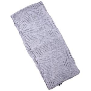 Pletený nákrčník Kama S20 109 světle šedá, Kama