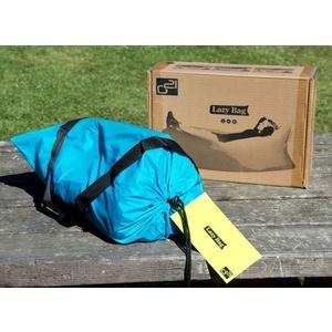 Nafukovací vak G21 Lazy Bag Green, G21