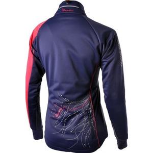 Dámská softshellová bunda Silvini MONNA WJ703 navy-punch, Silvini