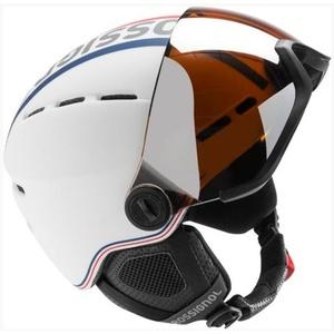 Lyžařská helma Rossignol Visor-Single Lense white RKFH201, Rossignol