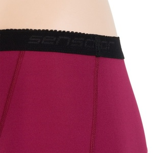 Dámské kalhotky s nohavičkou Sensor COOLMAX FRESH lilla 16200009, Sensor