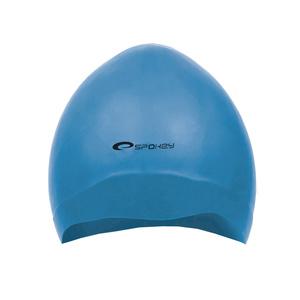 Plavecká čepice Spokey SEAGULL modrá, Spokey