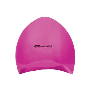 Plavecká čepice Spokey SEAGULL růžová, Spokey
