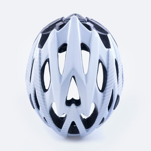 Cyklistická přilba Spokey SKY bílá 55-58 cm, Spokey
