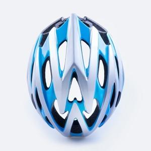Cyklistická přilba Spokey SKY modro-bílá 55-58 cm, Spokey
