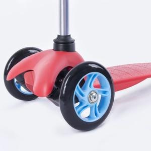 Skládací tříkolka Spokey BULLER červená, Spokey