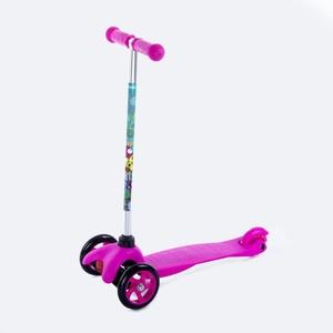 Skládací tříkolka Spokey BULLER růžová, Spokey