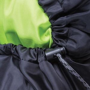 Spací pytel Spokey TOXEN II černo-zelený, Spokey