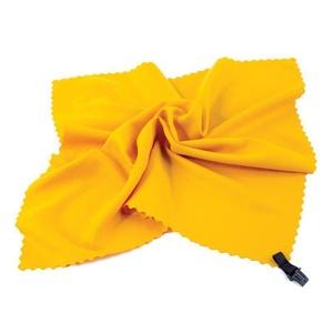 Rychleschnoucí ručník Spokey NEMO 40 x 40 cm, žlutý, Spokey