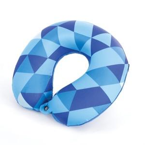 Cestovní polštářek Spokey AMBIENT modrý, Spokey