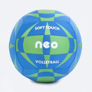 Volejbalový míč Spokey NEO SOFT modro-zelený, Spokey