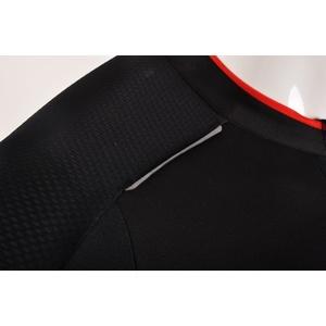 Pánský cyklistický dres Silvini CENO MD1000 black-red, Silvini