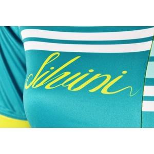 Dámský MTB dres Silvini STABINA WD1014 ocean