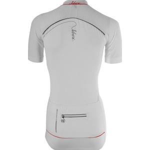 Dámský cyklistický dres Silvini CATIRINA WD1002 white-red, Silvini